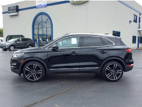 2017 lincoln mkc reserve for sale logansport in 2 3 liter 4 cylinder engine 4 cylinder black. Black Bedroom Furniture Sets. Home Design Ideas